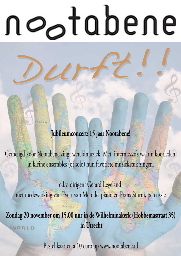 jubileum concert nootabene